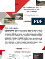 6.Procedimientos Para La Intervencion Del PNC Maquinarias_Ing. Ricardo Vivanco