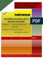 Portafolio I Unidad (Autoguardado)