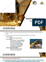 2- Fusion Welding Processes