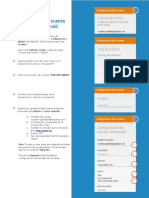 Configuración de correo en Android