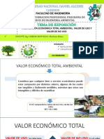 Valor Economico Total Ambiental