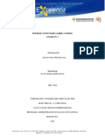 Informe Consultoría Sobre Control
