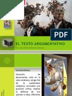 El Texto Argumentativo, 2
