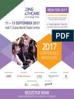 Building Healthcare Conference-Brochure