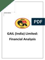 Gail India Ltd. Report