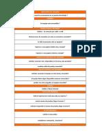 Checklist Básico