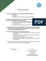 Contrato Para Tesistas