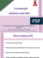 Efek samping ARV