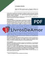 Livrosdeamor.com.Br Derrida Las Antinomias de La Disciplina Filosofica