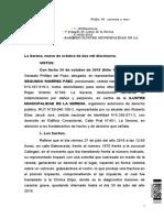 4322-18 1JLS Indeminizacion Municipalidad LS Caída Transeúnte
