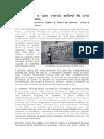 Texto 3 - Over Tourism e Turismofobia