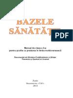 BAZELE SANATATII
