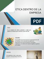 La Etica Dentro de La Empresa (1)