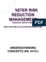 DRR and RF for Students