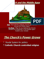Church Power PowerPoint