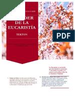 El Poder de La Eucaristía