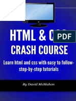HTML & CSS Crash Course_ Learn html and css with easy to follow-step-by-step tutorials.pdf