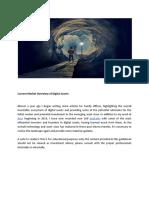 Current Market Overview of Digital Assets