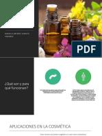 Los Lípidos en Preparados Farmacéuticos y Cosméticos