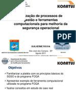 SSV 2011 S4 A2 Utilização de Processos e Ferramentas Para Melhoria Da Segurança Operacional