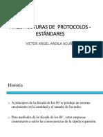 ARQUITECTURA PROTOCOLOS OSI