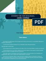 O ensino da Sociologia