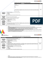 Requisitos y Costos Para El Trámite de Licencias de Conducir de Servicio Público