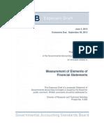 Measurement of Elements of FS