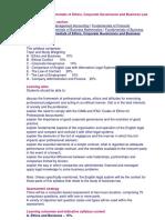 C05 - Fundamentals of Ethics
