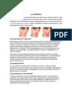 trabajo de cosmetologia y estetica