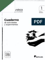 Ciencias Naturales 1ro Cuadernillo Nuevo