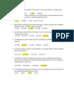 Planteo de Ecuaciones (2)