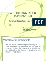 Withholding Tax on Compensation_RR11-2018