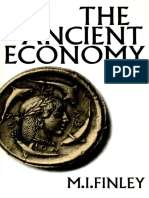 M. I. Finley - The Ancient Economy