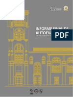 Informe Final Autoevaluacion Institucional 2017