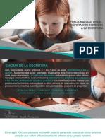 Tercera Clase - Funcionalidad Visual, Preparación Indirecta a La Escritura