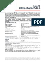 CAS-MSDS-018 ESMALTE RETARDADOR DE FUEGO.pdf