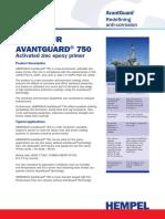 Avantguard Frost and Sullivan Pis 750
