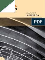 Egoin Madera Laminada 2016