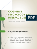 05. Cognitive Psychology & Interface design.pptx