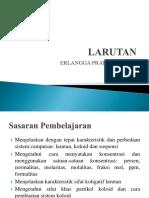 larutan