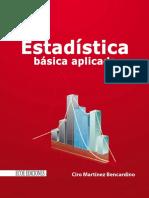 Estadística Básica Aplicada Vista Preliminar Del Libro