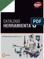 Catalogo de herramientas de corte.