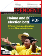 The Independent Issue 592