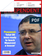 the independent Issue 591