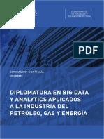 Big Data Final-Dilomado en Oil&Gas