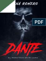 Dante El Monstruo en Mi Cama Elena Romero