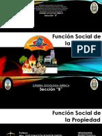 función social de la propiedad