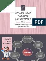 SIKLUS GIZI KESMAS (STUNTING).pptx