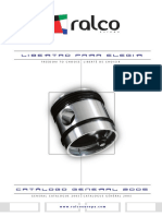 Catalogo Ralco 2005